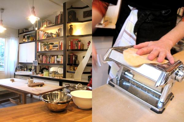 ptes fraches - Cours De Cuisine Italienne Paris